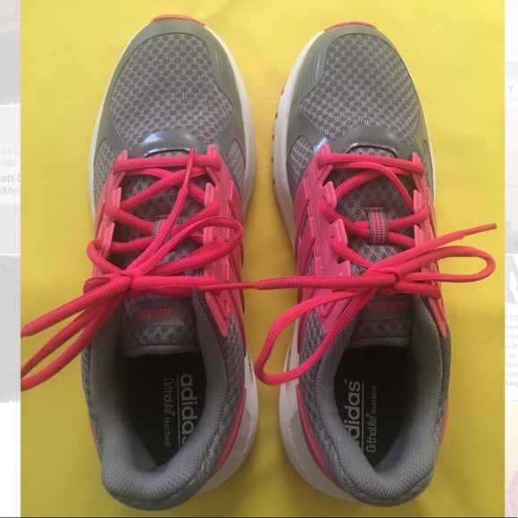 Le adidas ortholight footbed cloudfoam duramo8 sz9 poshmark